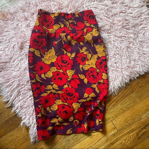 LuLaRoe Bodycon Skirt
